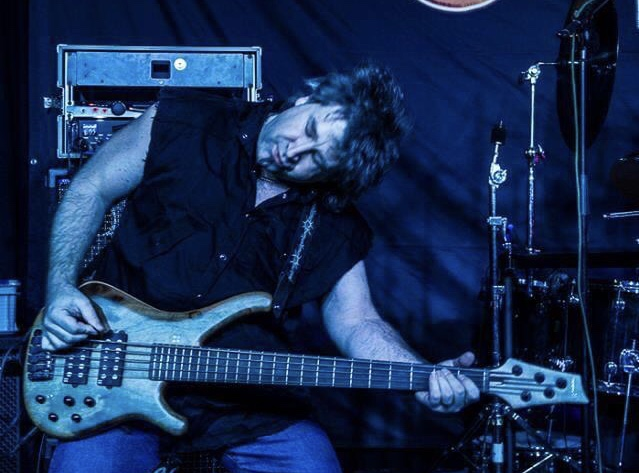 Jimmy Zimmerman - Bass