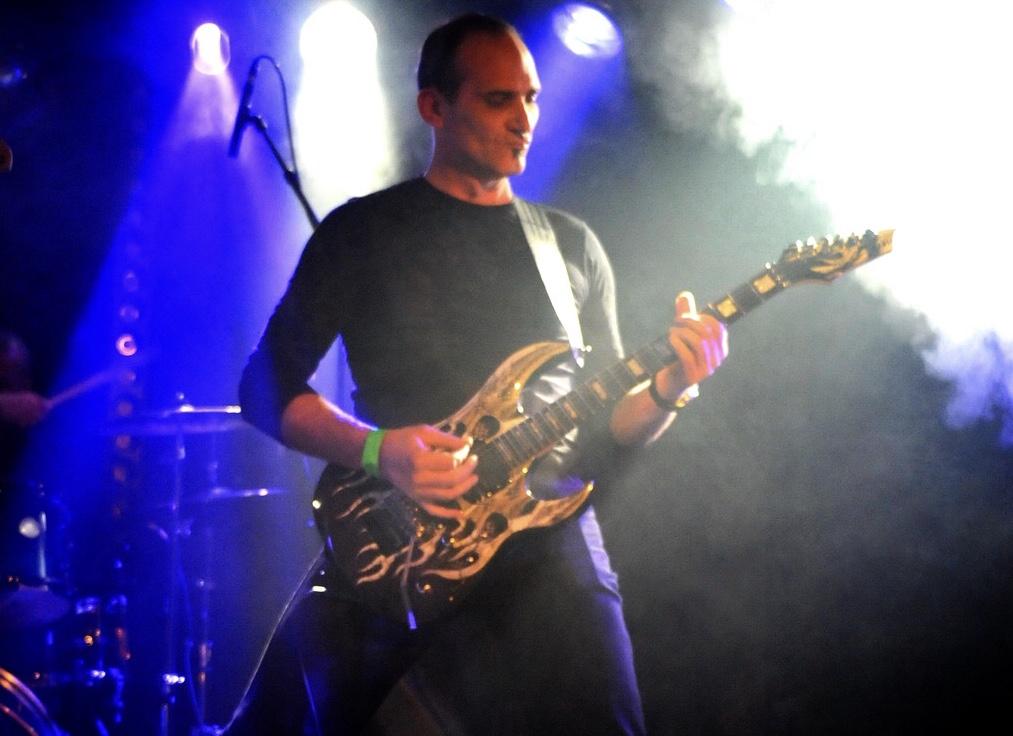 Tom Kesenheimer - Rythm-Guitars