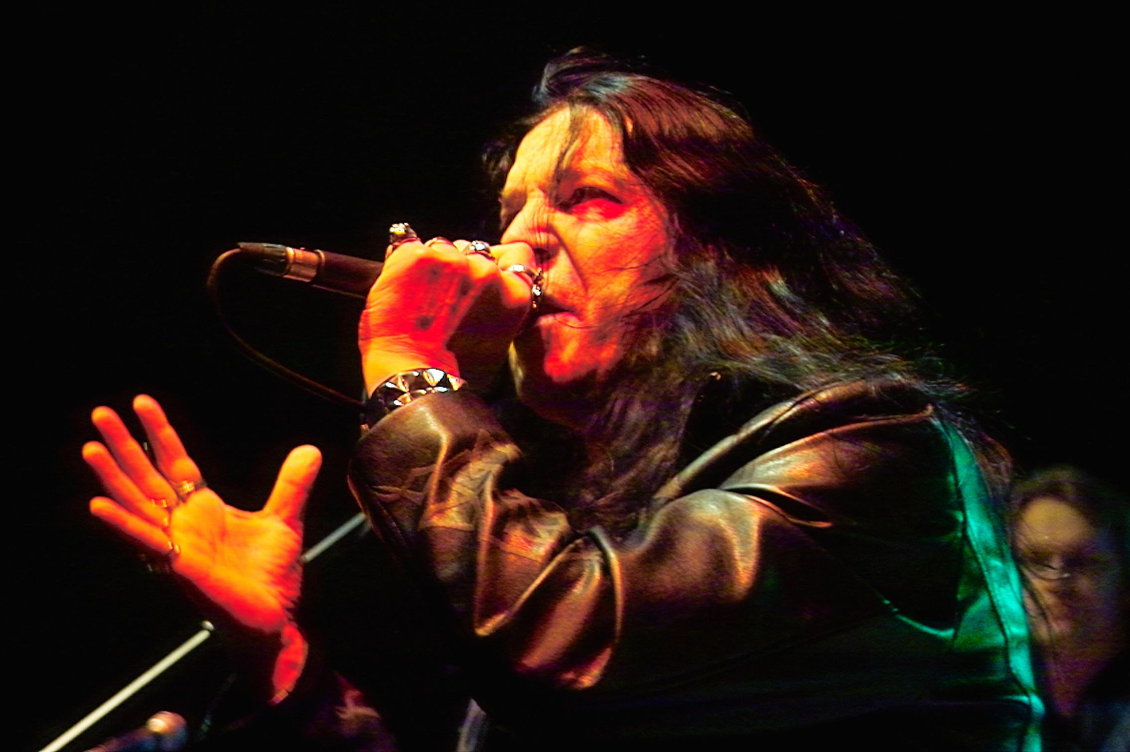 Tommy Lion - Vocals