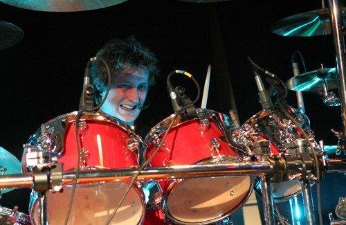 Sacha Siegel - Drums